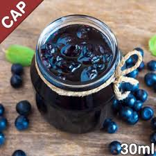blueberry jam flavor concentrate by cap 1oz wizard labs