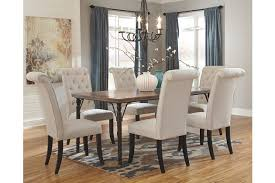 Furniture Dining Room Chairs Tripton Dining Room Table Furniture Homestore