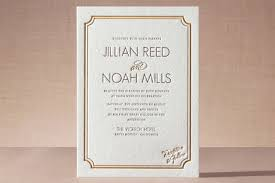 Classic Wedding Invitations Modern Classic Wedding Invitations Iidaemilia Com
