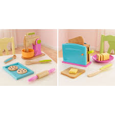 Kidkraft Kitchens Kidkraft Big N Bright Accessory Kit 2 Pack 63177 Hayneedle