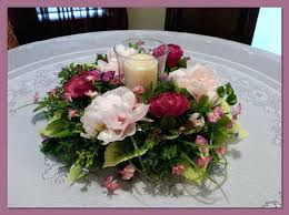flower candle rings silk flower candle rings fijc info