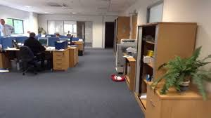 mezzanine floor and office fit out project in nottingham youtube