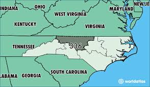 map of ky and surrounding areas where is area code 336 map of area code 336 greensboro nc