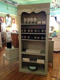 bookcase retro style shelves shabby chic style bookcases