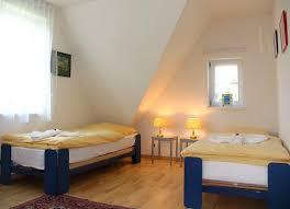 Schlafzimmer Anna Otto Ferienhaus Landhaus Am Bodden Born Auf Dem Darß Meerfischland