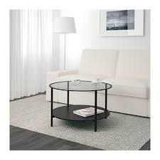 Ikea Canada Coffee Table Vittsjö Coffee Table Black Brown Glass Ikea
