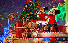 deck halls mickey u0027s merry christmas party