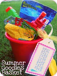 summer gift basket christmas in july with free printable kool aid packets water