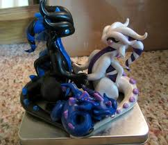 toothless cake topper custom wedding cake topper with baby by silverdrako on