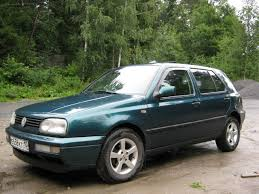 green volkswagen golf used 1997 volkswagen golf photos 1400cc gasoline ff manual