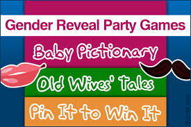 arranging a gender reveal here are 10 to play