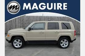 pre owned jeep patriot used jeep patriot for sale special offers edmunds