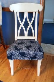 How Fun Are These Slipcovers From Pier  Chairs Pinterest - Covers for dining room chairs