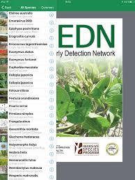 edd maps greenapps web seedn a brake for invasive species