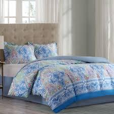Turquoise Comforter Set Queen Bedroom Wonderful Decorative Bedding Design With Cute Paisley