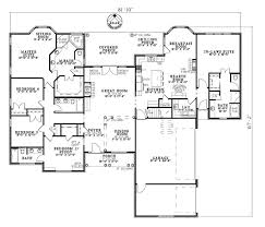home plans with inlaw suites single story house plans with in suite house decorations