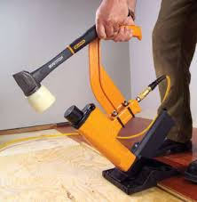 Hardwood Floor Gun Bostitch Miiifs 1 1 2 Inch To 2 Inch Pneumatic Floor Stapler