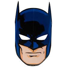 paper halloween mask batman paper masks big w