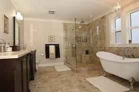 clawfoot tub bathroom design bathroom claw tub glass design stunning homes alternative