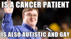 Cancer Meme - le gud gay cancer patient meme on imgur
