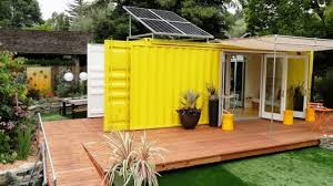 unique homes made from shipping containers youtube