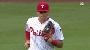 Phillies Prepare For Life Without - phils prospect rhys hoskins makes mlb debut philadelphia phillies