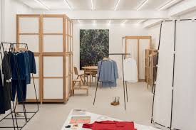 klee klee minimalism and low impact production retail design