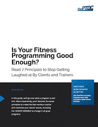 top personal trainer certification comparison united states