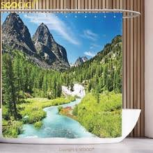 Rainforest Shower Curtain - compare prices on curtains designs pictures online shopping buy