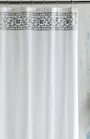Frilly Shower Curtain Gray Shower Curtains U2013 Teawing Co