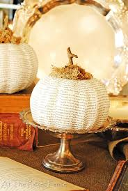 how to make a book page pumpkin at the picket fence