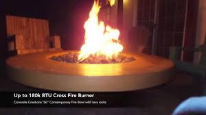 burner comparison youtube