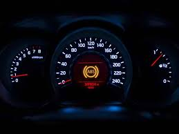 what does it mean when the abs light is on car dashboard lights what they mean saga