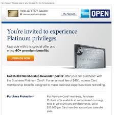 Business Platinum Card Amex Should You Upgrade Your Amex Credit Card Free World Traveler