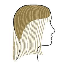 ponytail haircut technique ponytail haircut a how to ponytail haircut ponytail and haircuts