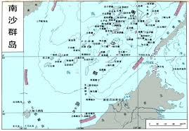 Map Of China And Surrounding Countries by South China Sea Who Occupies What In The Spratlys The Diplomat