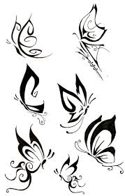 best 25 purple butterfly ideas on butterfly black tribal
