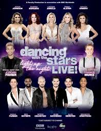dwts light up the night tour watch dancing with the stars tv show abc com