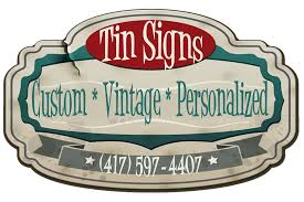 custom tin signs vintage tin signs silver dollar city branson mo