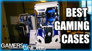 the best gaming pc cases of 2016 ces case round up youtube