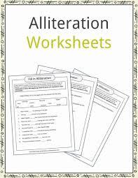 Flag Day Reading Comprehension Worksheets Alliteration Examples Definition U0026 Worksheets Kidskonnect