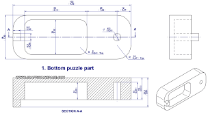 ball puzzle box plan