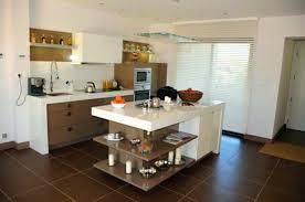 ilot de cuisine avec table amovible table amovible cuisine gallery of awesome finest charmant meuble de