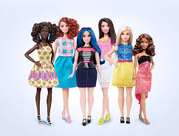 barbie releases 3 dolls realistic body shapes bored panda