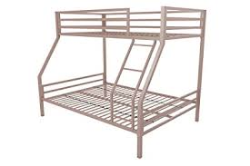 Sturdy Metal Bunk Beds Novogratz Maxwell Metal Bunk Bed Sturdy
