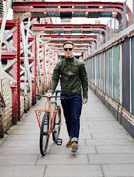 bicycle jacket mens vulpine men u0027s urban cycling jeans in indigo bike clothes and