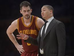 report cavaliers will start love at center bring thompson off