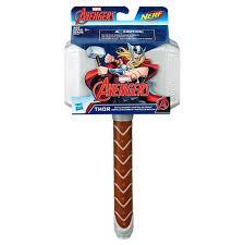 marvel avengers thor battle hammer target
