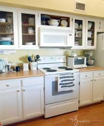 diy kitchen cabinets ideas chicken wire cabinets this is what we re doing kitchen