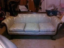 antique duncan phyfe sofa great antique duncan phyfe sofamint